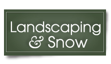 Landscaping & Snow